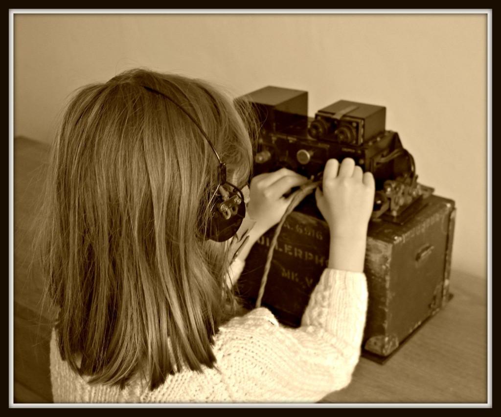 WWII, vintage, antiques, Fullerphone, morse code, #MySundayPhoto