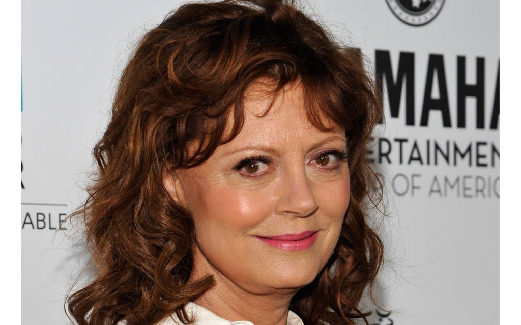 Susan Sarandon, 23andMe, genetic test
