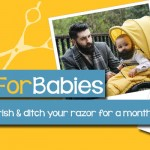 Lullaby Trust's Beards for Babies. I'm in, are you?