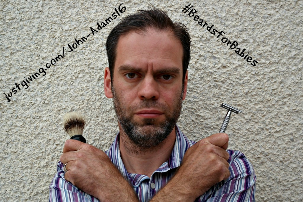#Beardsforbabies, SIDS, sudden infant death syndrome, The Lullaby Trust