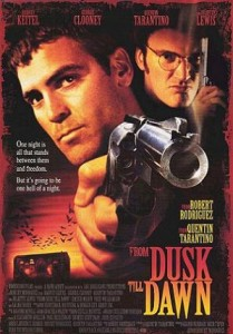 George CLooney, Dusk til Dawn, motorhome, camping