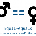 Discussing equality with a curious six year old