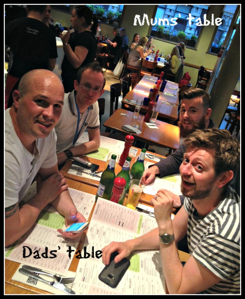 Dad blogger, dad bloggers, stay at home dad, stay at home dads, bloggers, blogging, Pizza Express