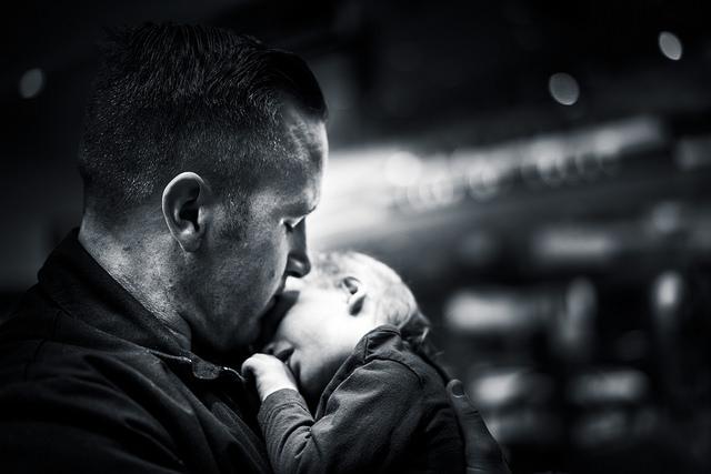 men, man, fathers, dads, Dove, Dove Men+Care