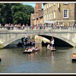 Summer scene in Cambridge #MySundayPhoto