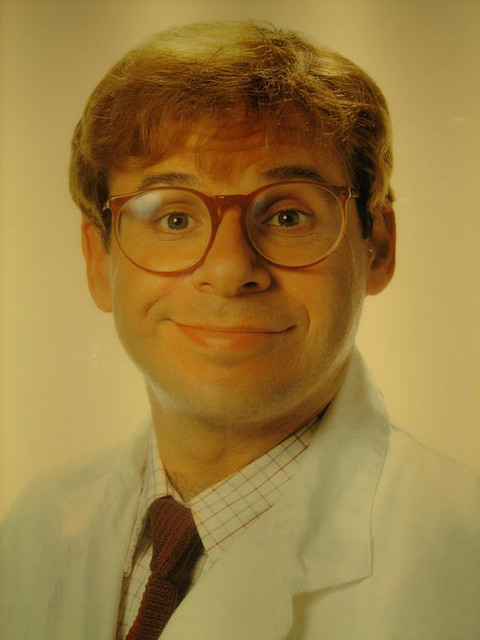 Rick Moranis, stay at home dad, father, SAHD