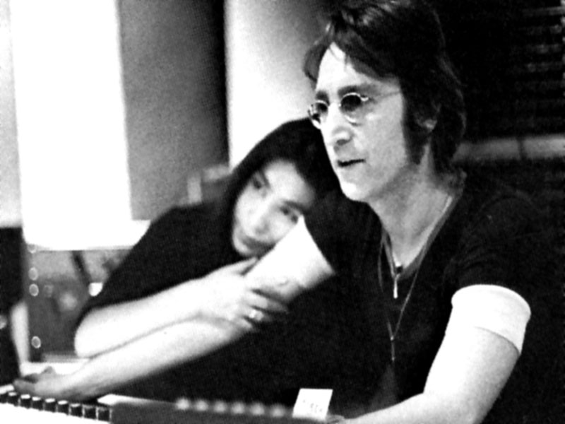 John Lennon, Yoko Ono, stay at home dad, househusband, father, dad, daddy
