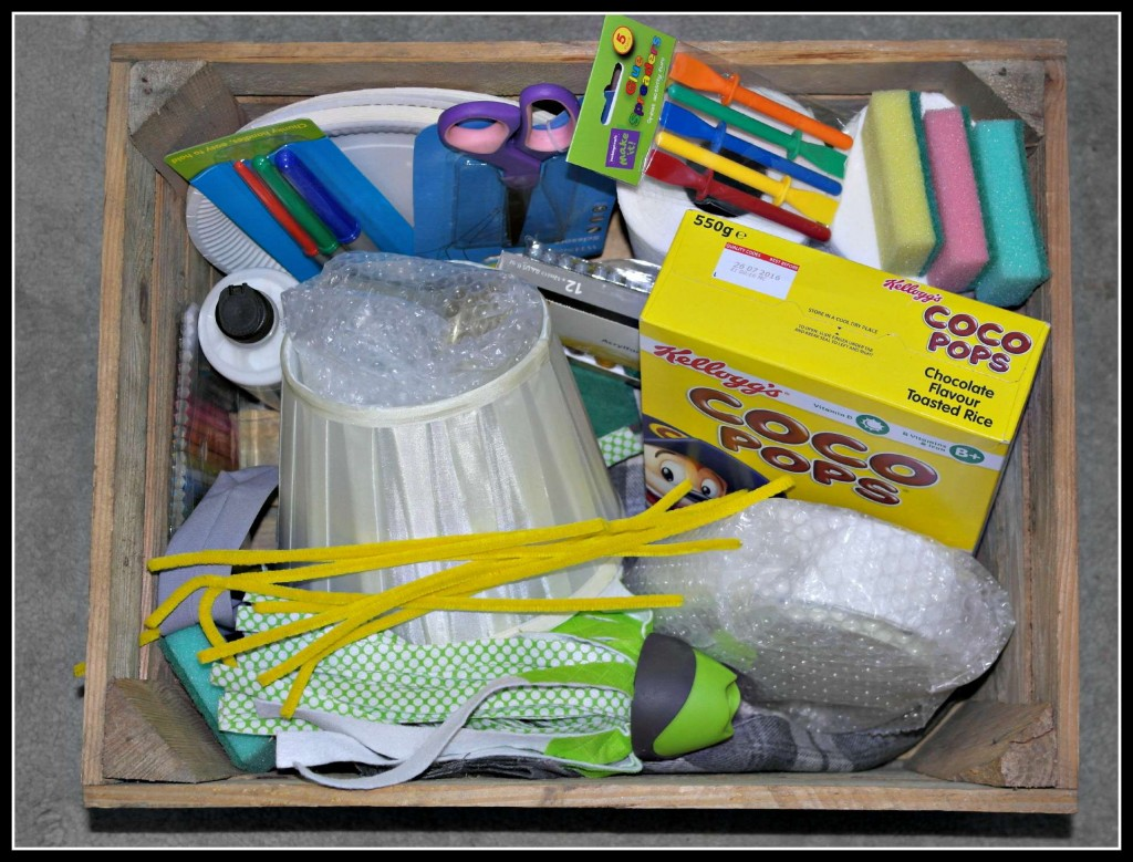 Energizer, EcoAdvanced, battery, recycle, upcycle, family, arts and crafts