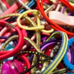 Hair bands; where on Earth do they all go?