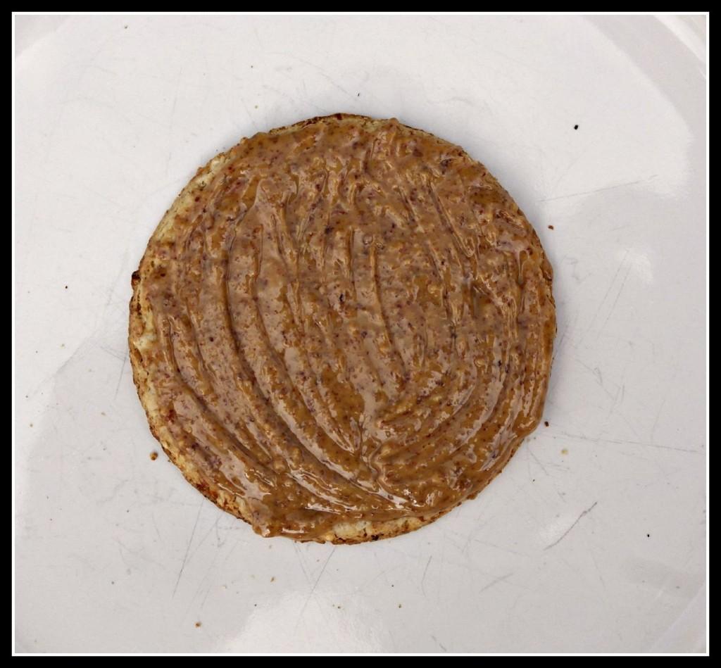 Nairn's, oatcake, almond butter