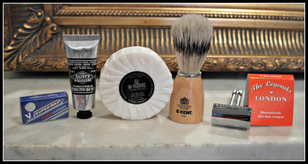 shaving, male grooming, men's style, Primal Man Shave Club