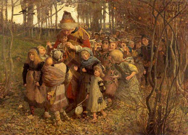 childcare, childminding, parenting, Pied Piper of Hamelin, adult to child ratio