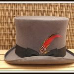 Daddy's magical top hat…