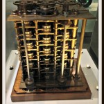 Babbage's Difference Engine at the Science Museum