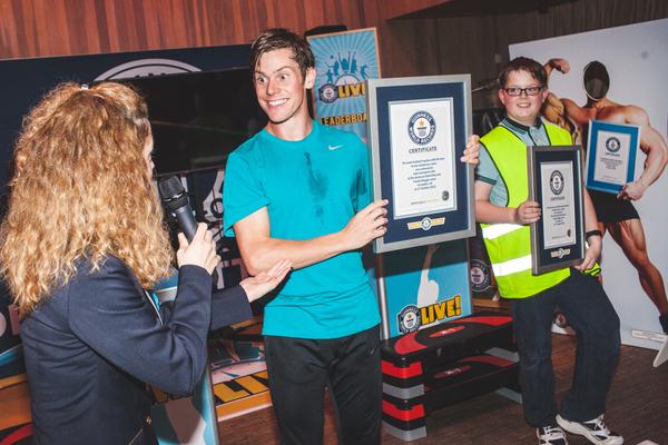 Guinness World Records, John Farnworth,