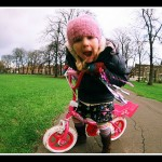 The stabilisers are off…