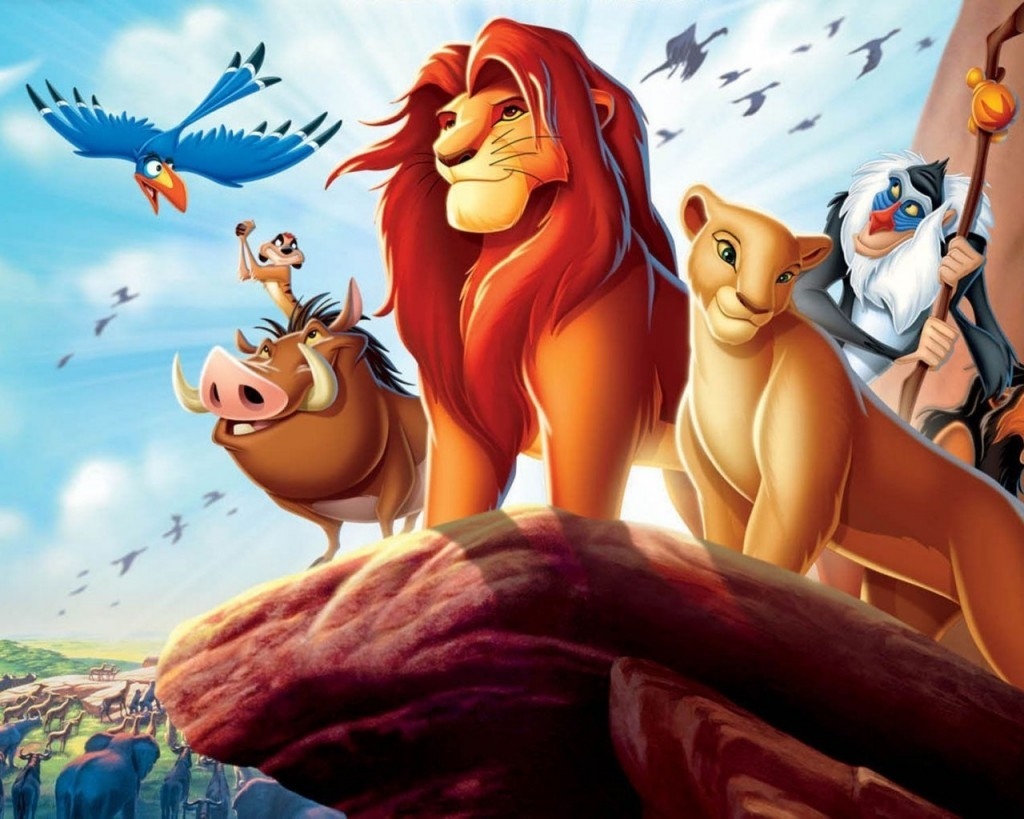 The Lion King, ELton John, Circle of Life
