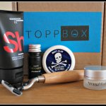 Male grooming courtesy of TOPPBOX