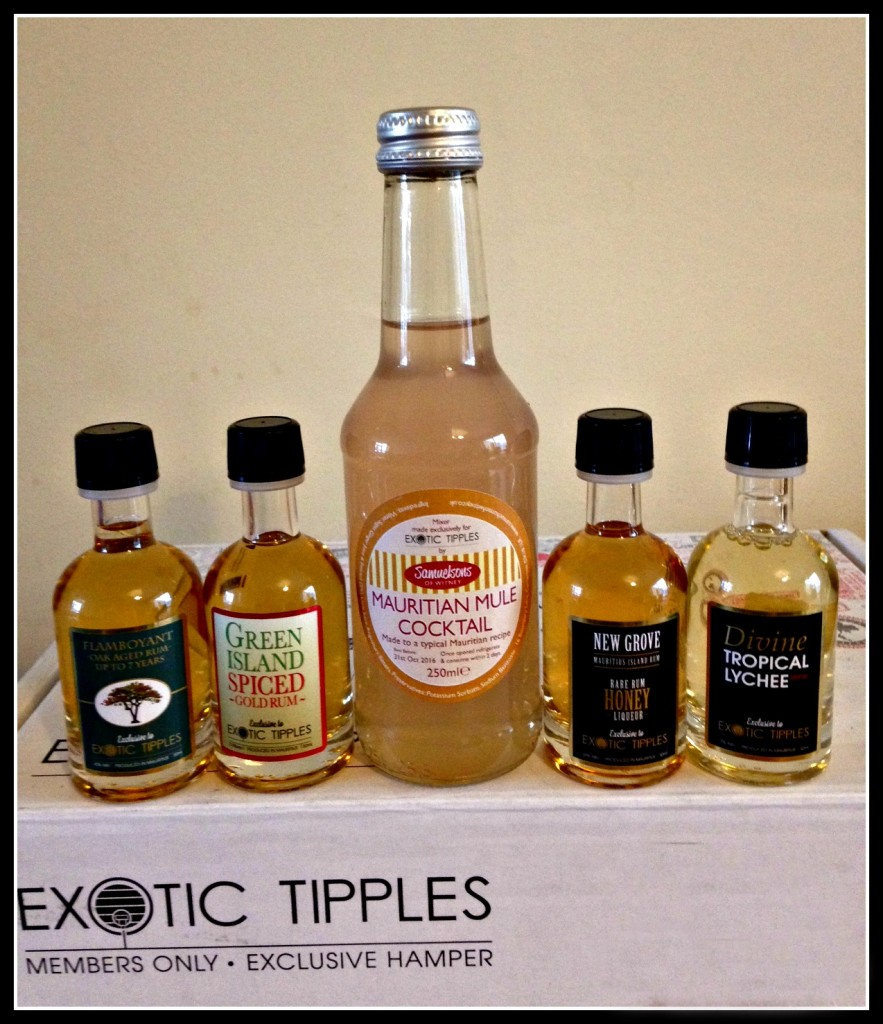 Exotic Tipples, subscription, gifts