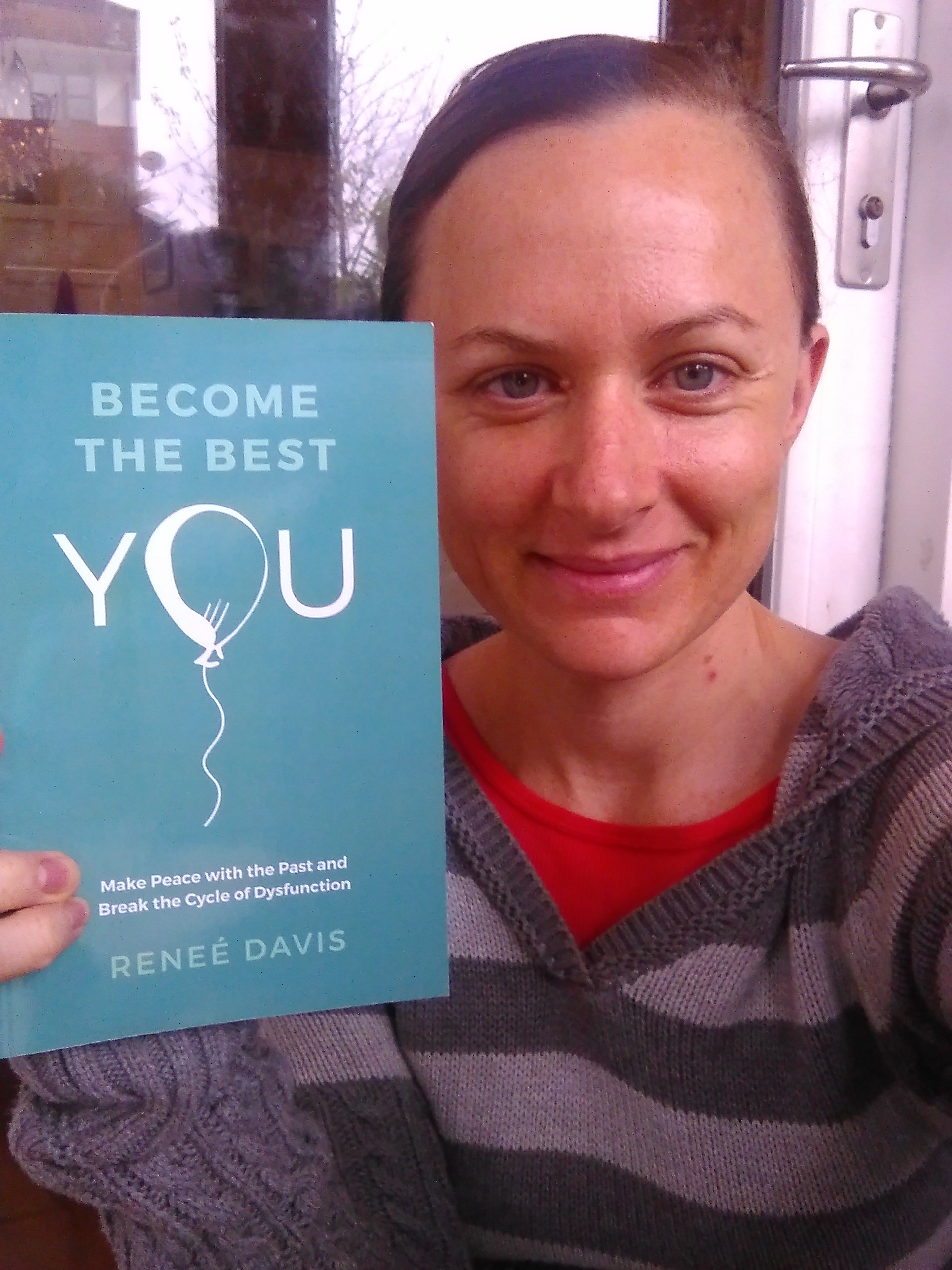 Reneé Davis, Become the Best You, guest post