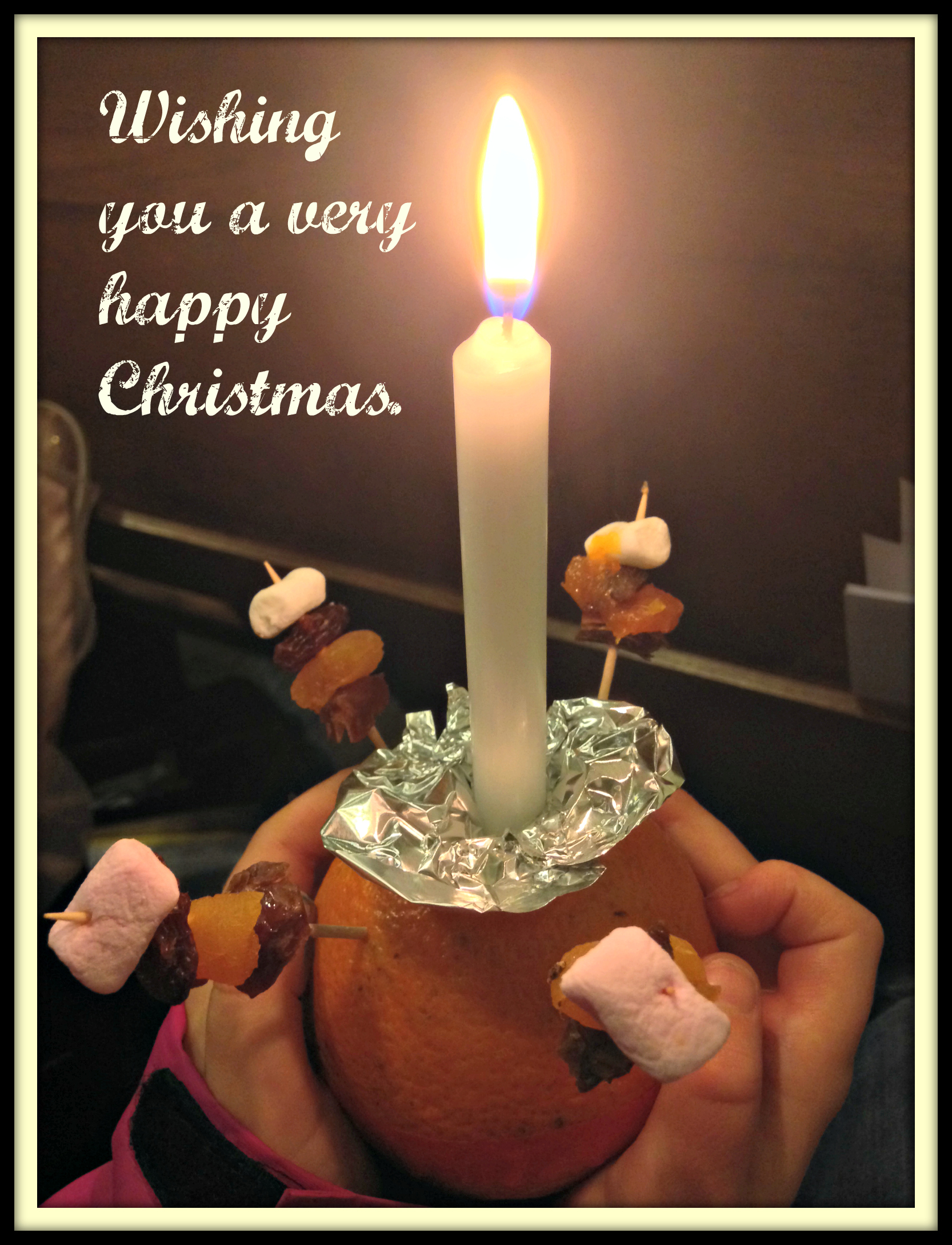 Wishing you all a very happy, peaceful Christmas