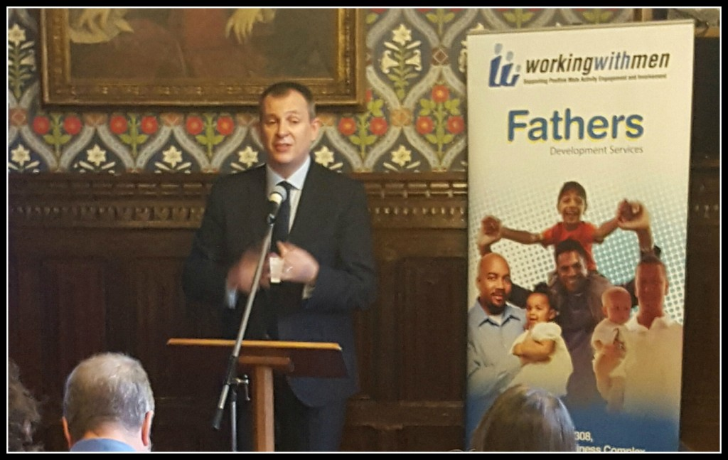 Dr Gavein Swann, Croydon COuncil,. fatherhood, fatherhood project, APPG on Fatherhood