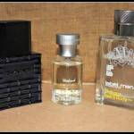 A trio of fragrances for men