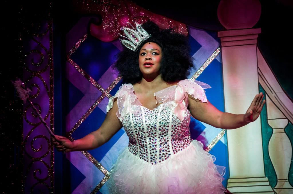 Pantomime,Cinderella