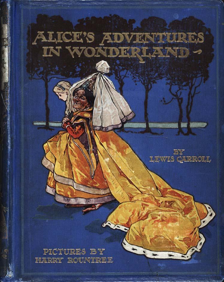 children's stories, children's story books, Alice's Adventures in Wonderland