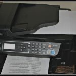 Review; Epson EcoTank ET-4550 computer printer
