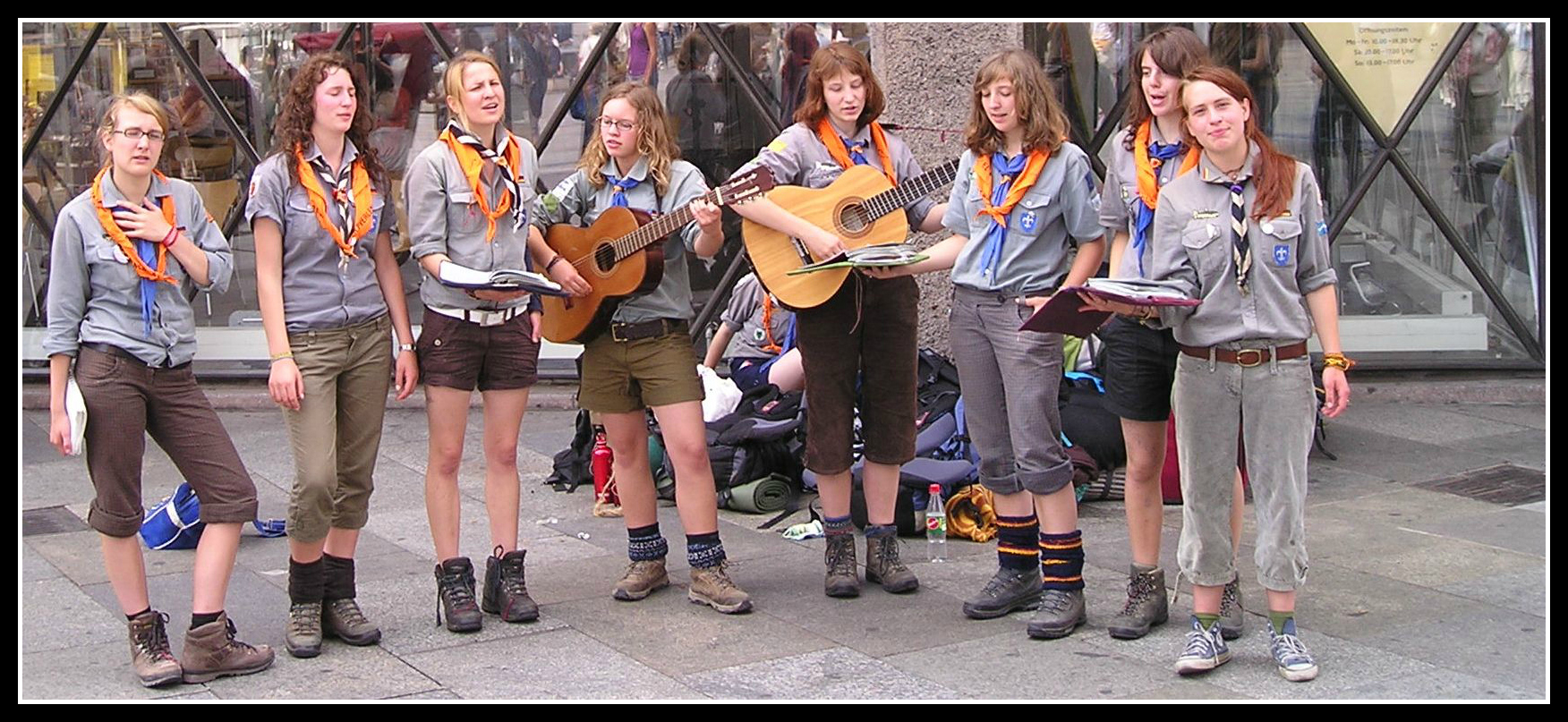 Girl Guides, Guiding movement, The Scouting Association