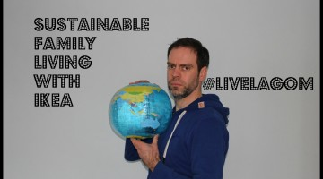 #liveLAGOM and sustainable living; the story so far