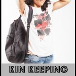 Kin keeping; who does it in your household?
