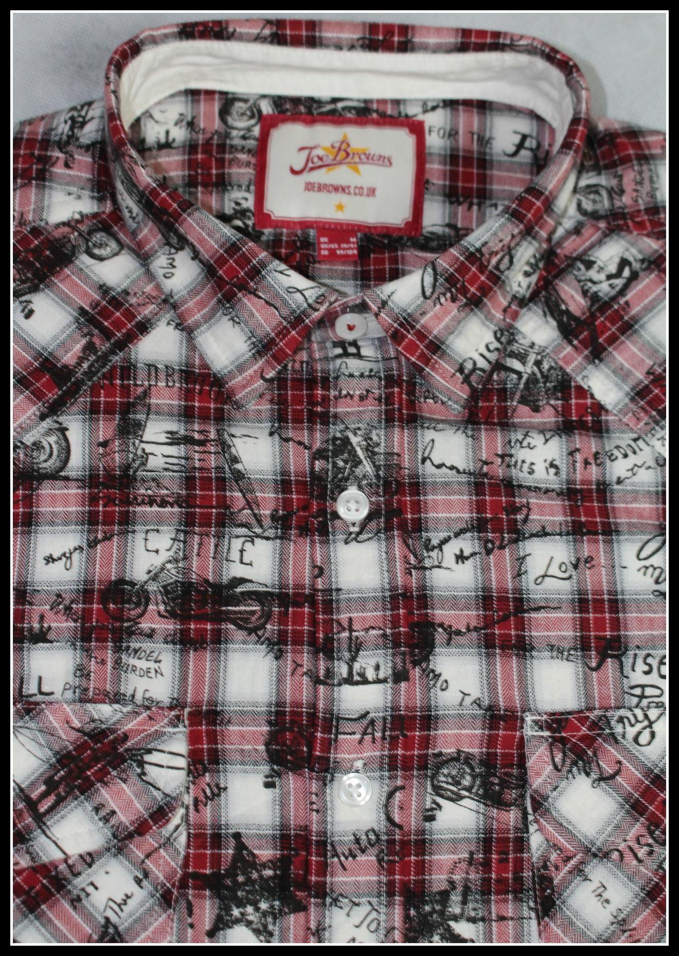 Joe Browns, spring / summer 2016, men's fashion, men's shirt