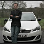 Peugeot 308 SW GT Line; a brilliant family car…and great get-away vehicle too