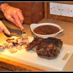 Mother's Day recipe; sweet spiced pulled pork