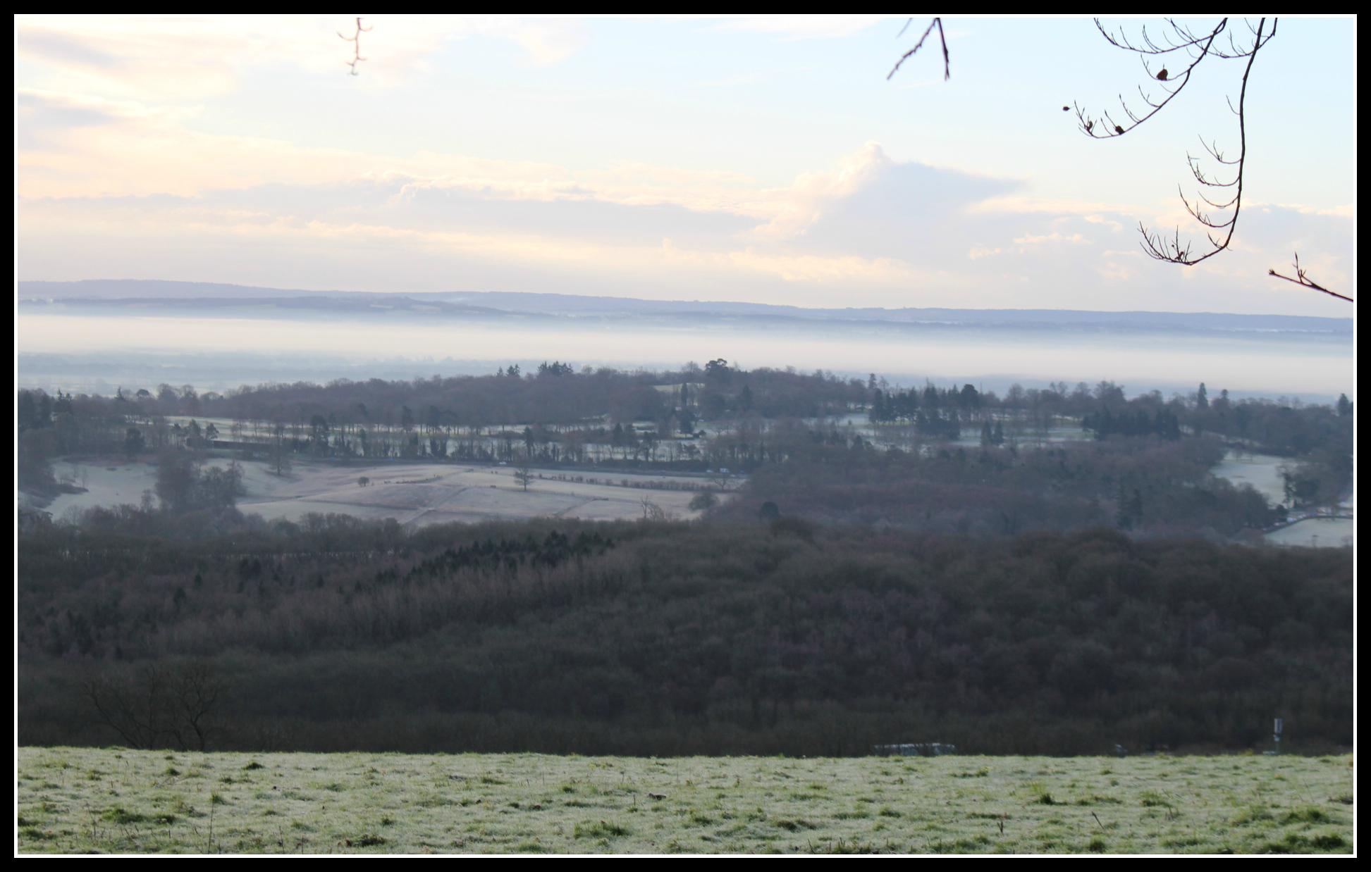 North Downs, East Surrey, landscape, East Surrey landscape, photography, blogging