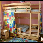 An experiment with bunk beds and sharing a bedroom