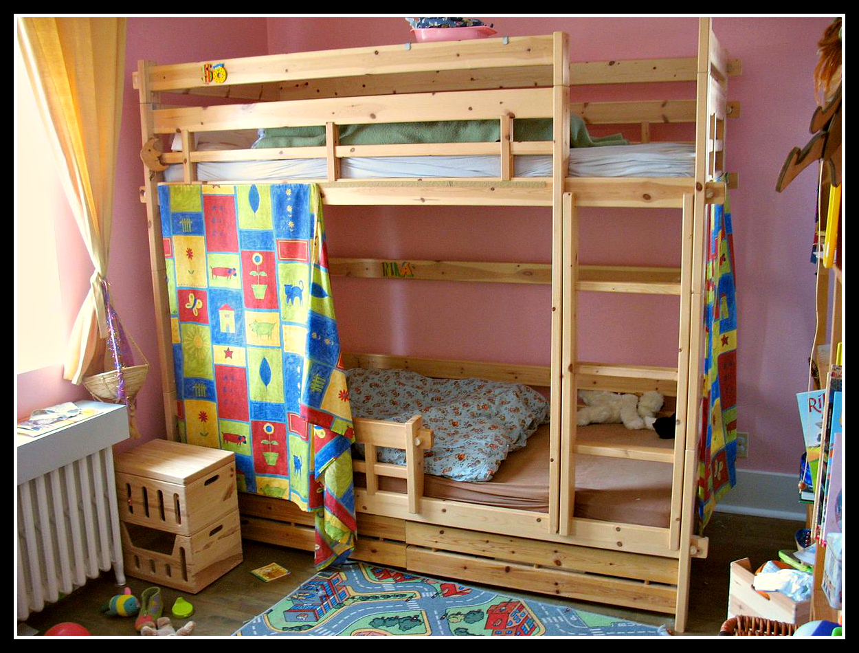 home improvement, bunk bed, sharing bedroom