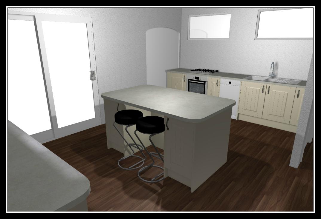 new kitchen, home improvement