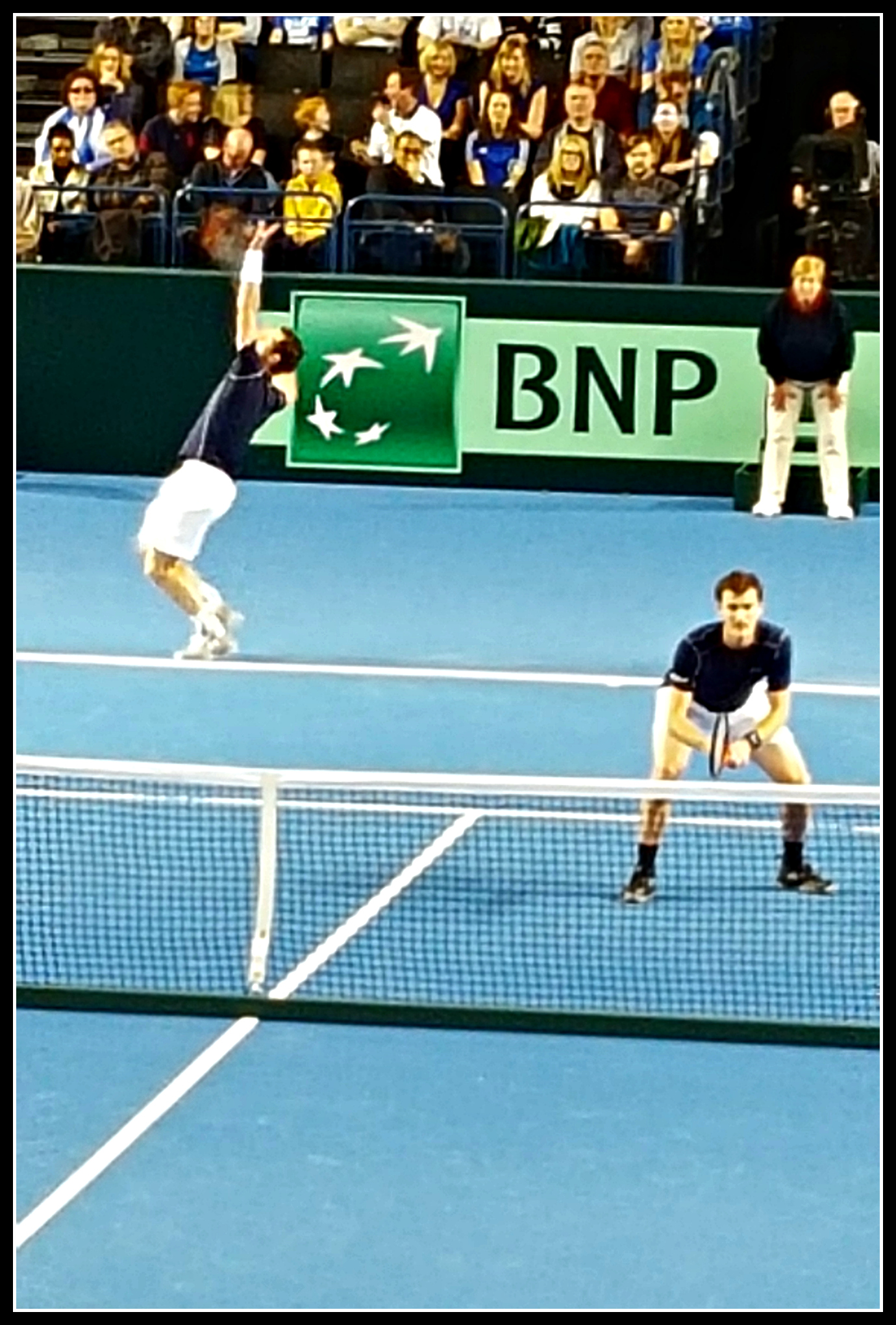Davis Cup, Andy Murray, Jamie Murray, Barclaycard Arena, tennis, sport, days out with children