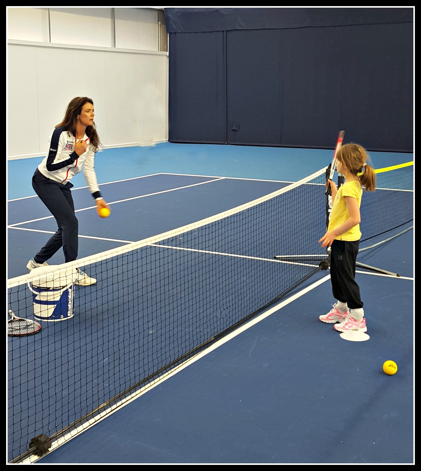 tennis, David Cup, Annabel Croft, Andy Murray, Jamie Murray