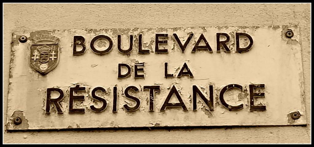 photography, days out, days out with children, CAlais, France, Boulevard de la Resistance, resistance