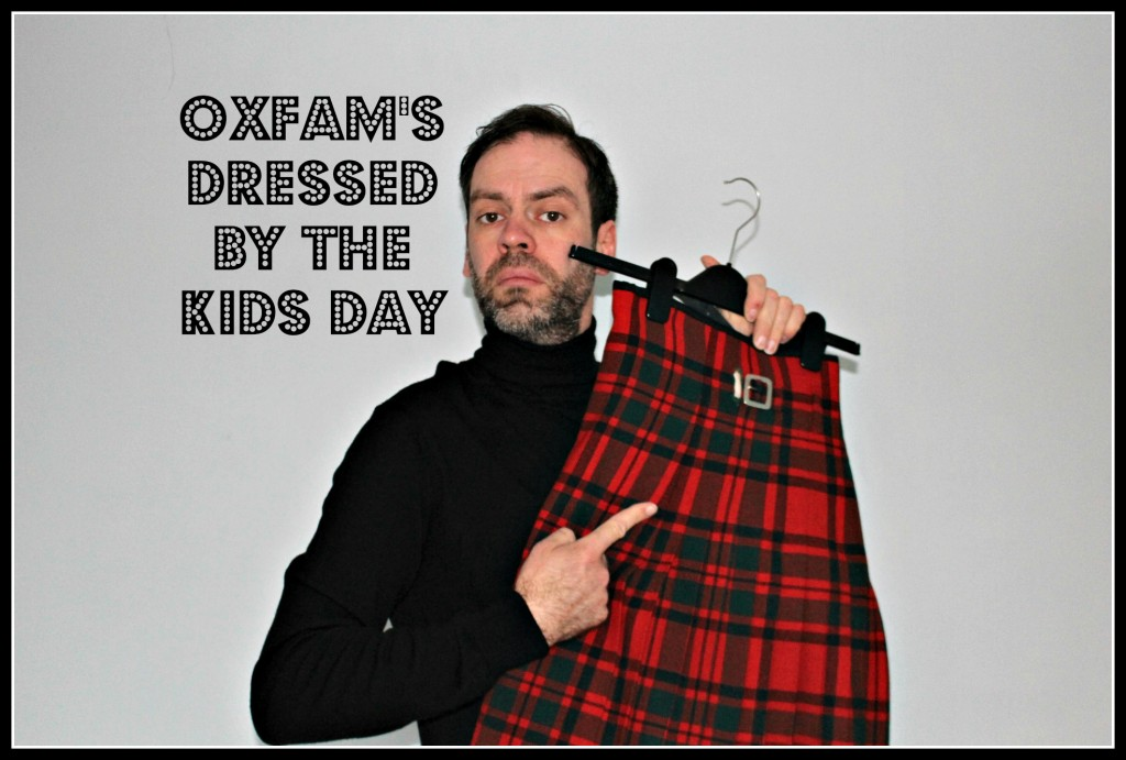Oxfam, Dressed by the Kids Day, DBTKD, charity, #dressedbythekidsday