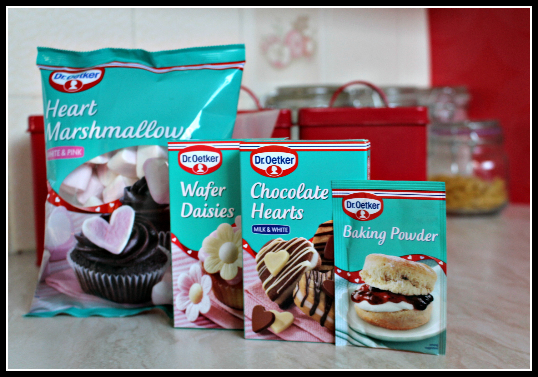 Dr Oetker, cooking, cooking with children, cake recipes, recipes