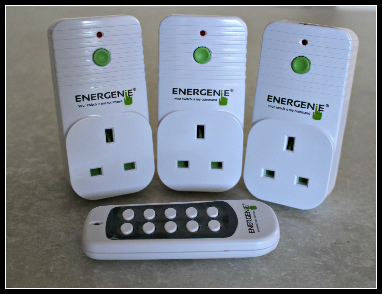 Energenie, #makeaswitch, energy use