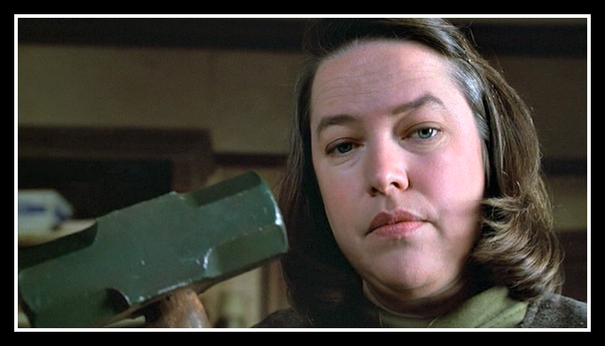 Misery, Stephen King, kitchen, home, house, property