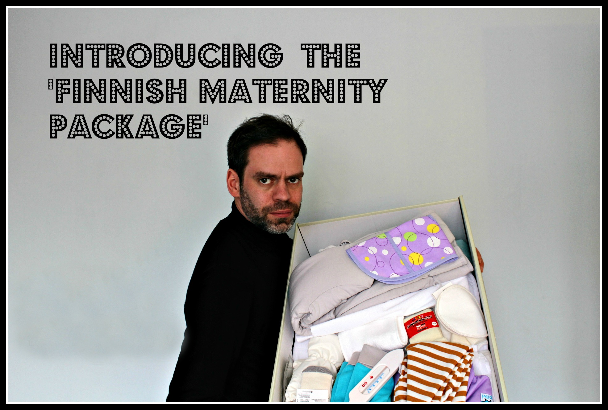 Introducing the Finnish maternity package.