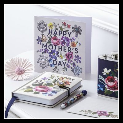 Taking the stress out of Mother's Day with Paperchase
