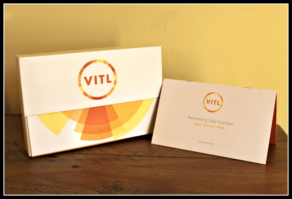 Vitl, health supplements, family life